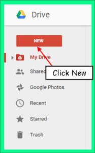 Create a new slide presentation.